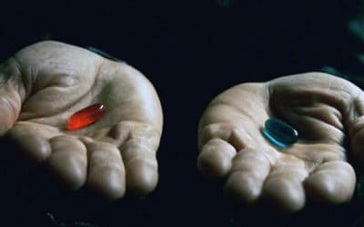 Will You Take The Red Pill?