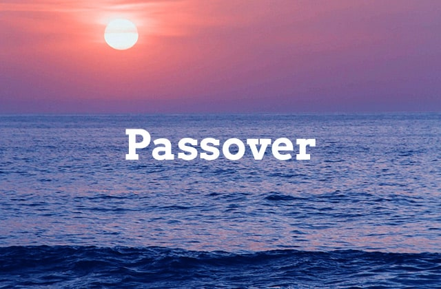 passover banner